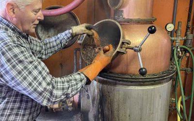 Distillatie en ham